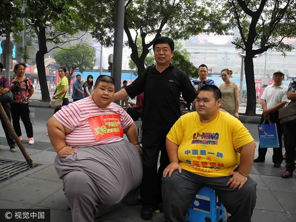 Obesity in China : a terrible opportunity for Western Health Industry