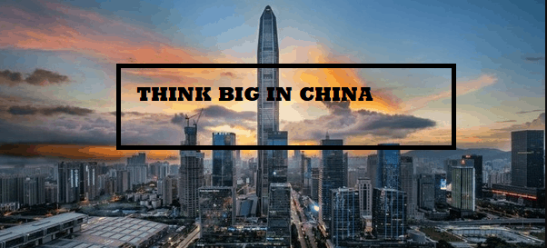 How to enter into the China's retail market: Think big, get big.
