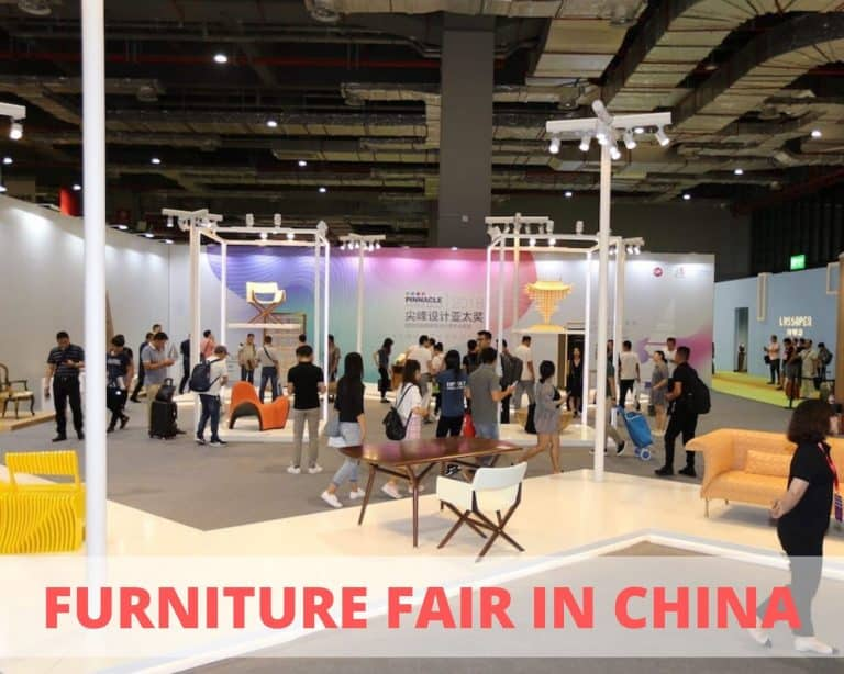 Furniture exhibition in China VS going digital