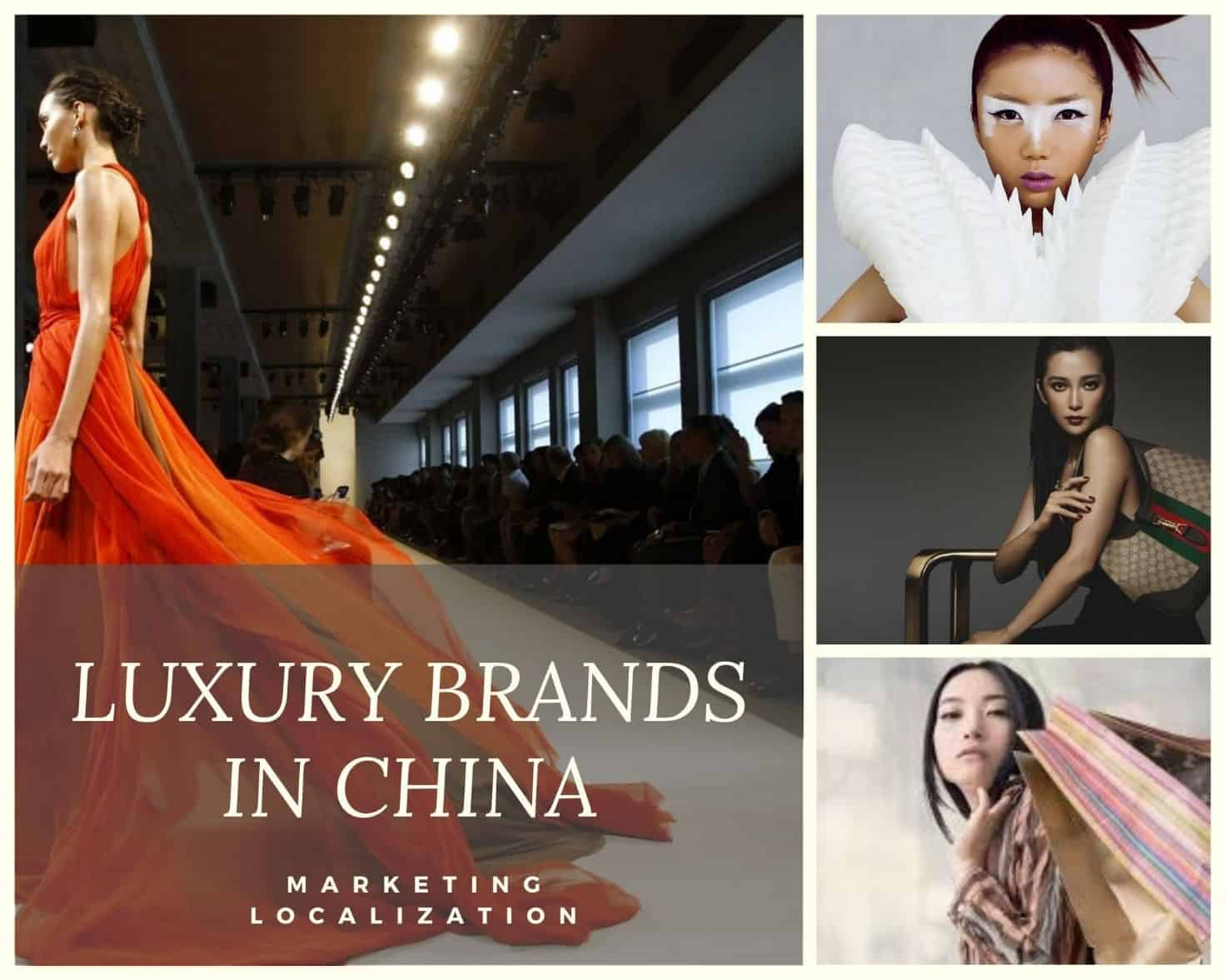 Luxury brand in China after covid 19