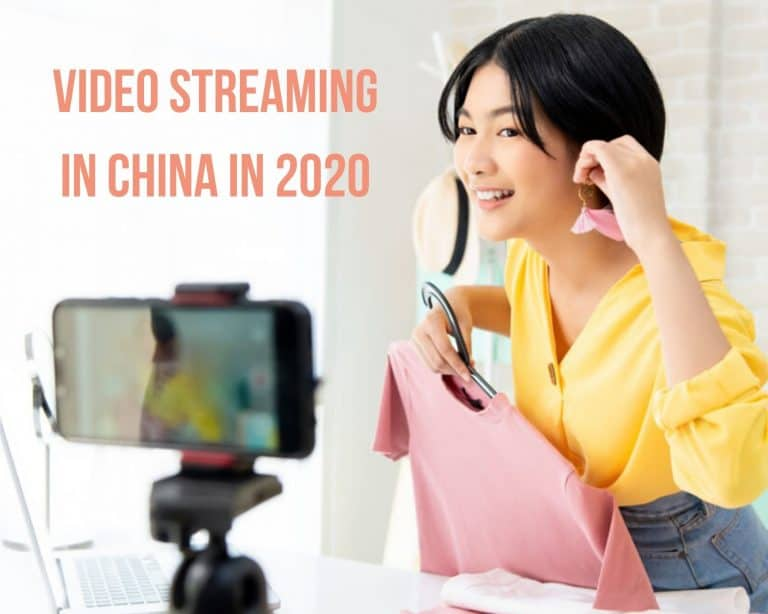 Video streaming in China : a diversified market as well as opportunities for brands