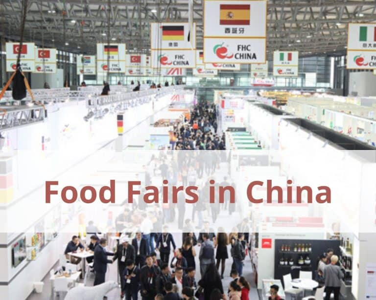 Food Fairs in China are canceled, what can businesses do?