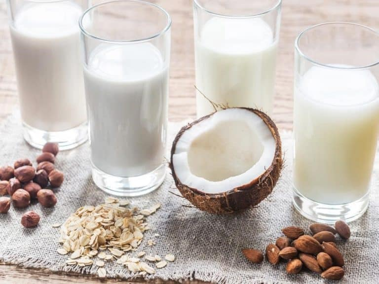 Plant-based milks are hugely popular in China