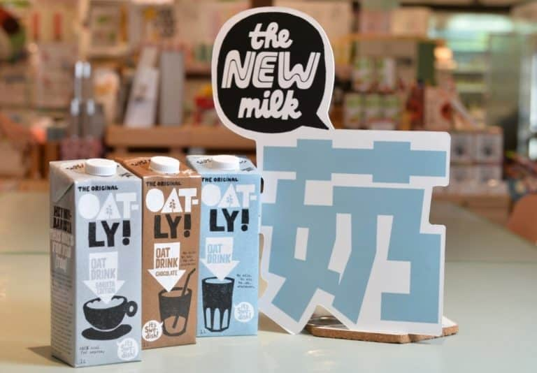 Oatly: Another Swedish Success Story in China