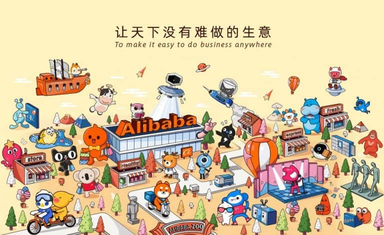 Influencer of the world, Alibaba is recruiting