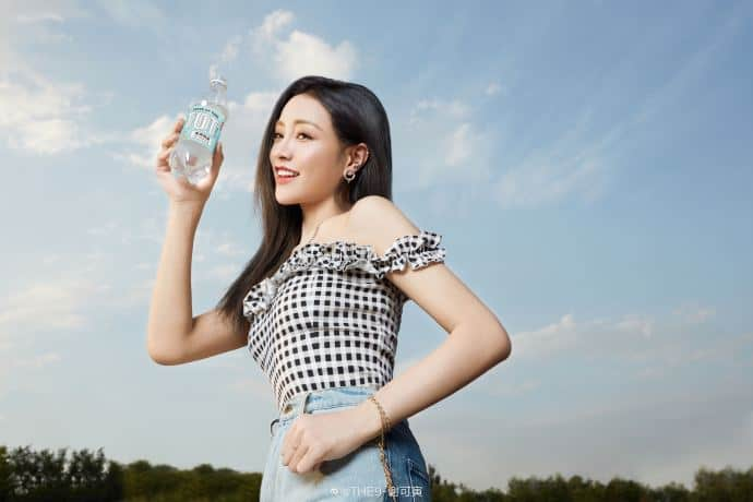 The bottled water market in China is super profitable