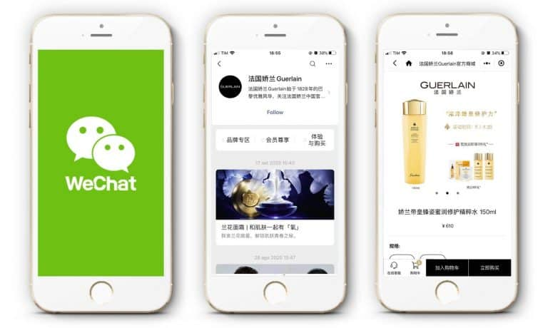 5 strategies to sell more on WeChat for small & medium company