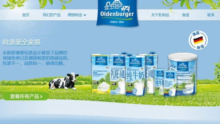 Full Guide to Exporting Milk to China