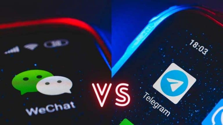 What is the best alternative to Telegram for trading company in china?