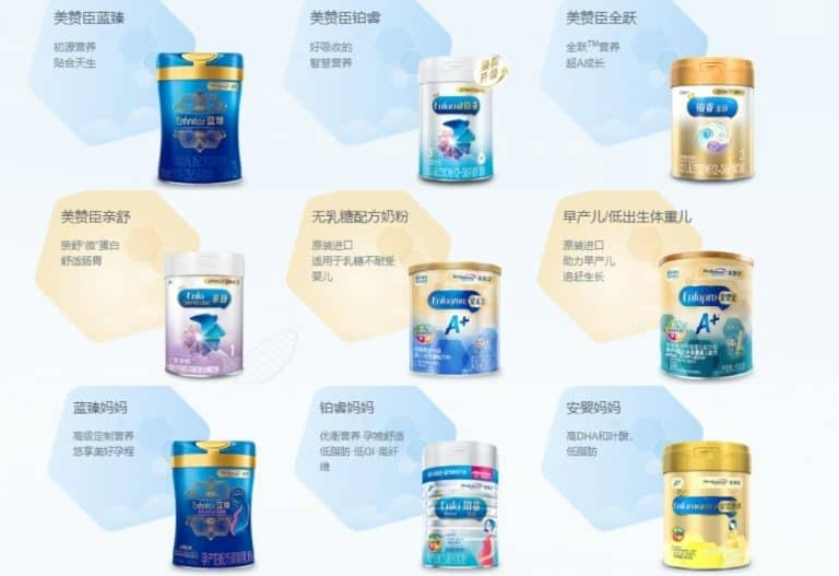 Infant nutrition, Foreign brands are Chinese Consumers' favorite