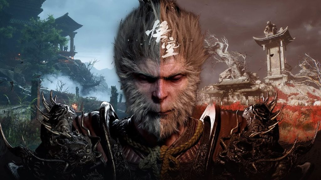 china video game -Black Myth: Wukong)