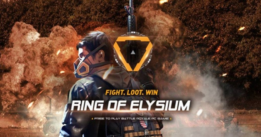 AI Video Game Ring of Elysium