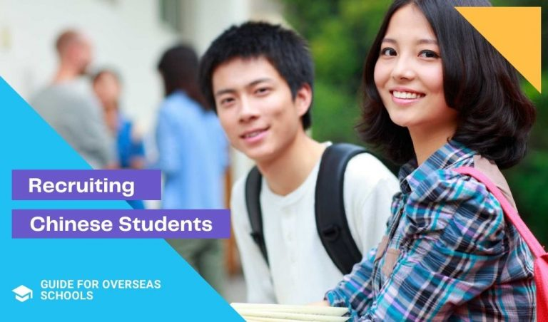 The Ultimate Guide for Overseas Schools to Recruit Chinese Students