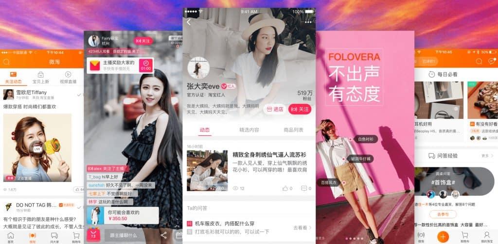 Chinese Social Media and Kols - Taobao's Kols Platform